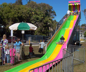 Giant Super Slide
